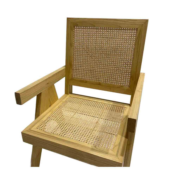 sunday rattan chair natural