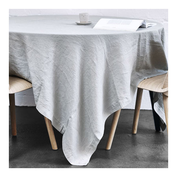linen tablecloth stone small