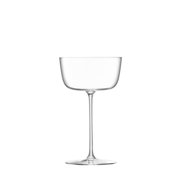 verre champagne saucer
