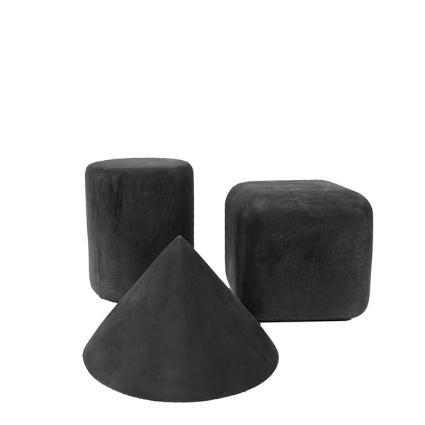 verso sculpture set of 3