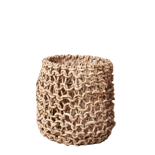 yael twisted basket small