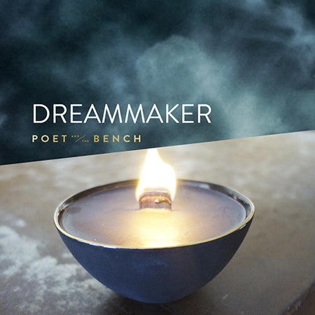 Poet and the Bench Dreammaker Candle
