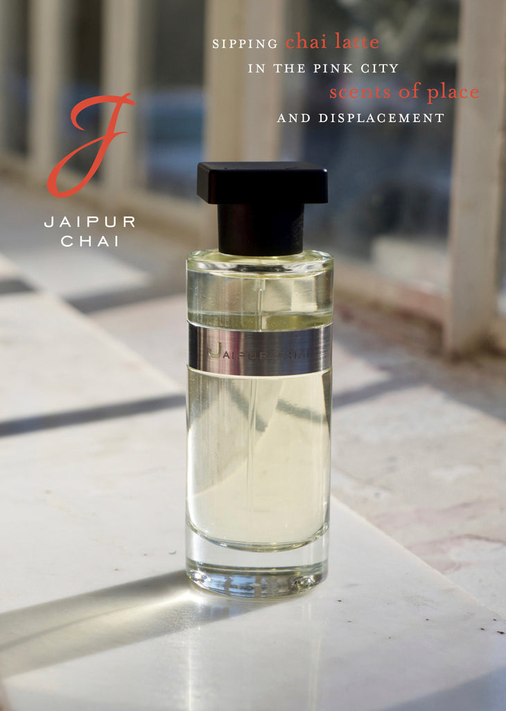 Saturday Join Ineke In Person to Launch Latest Scent: Jaipur Chai