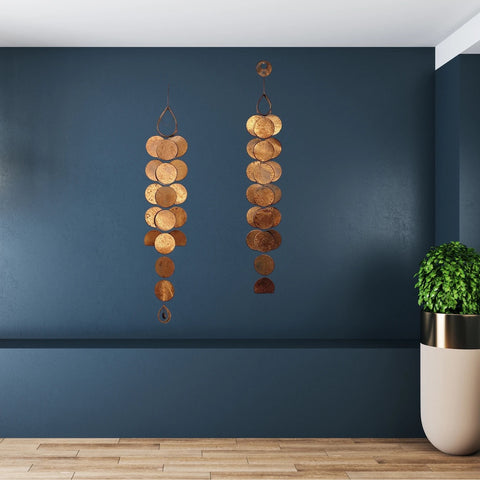 Whitney Sharpe Phoenix Ceramic Wall Hangings