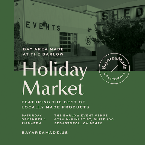 Bay Area Made_Holiday Market