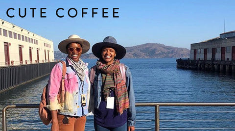 Cute Coffee | Bianka and Sabreen | Direct Fair Trade Craft Roasted