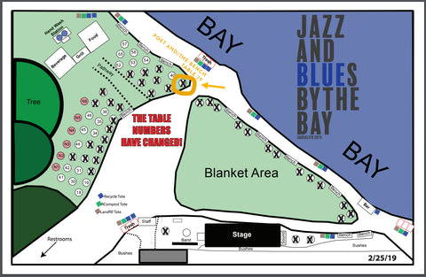Sausalito Jazz and Blues By the Bay
