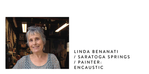 Linda Benanati_Encaustic_Painter