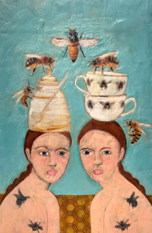 Linda Benenati_Honey Bee Tea