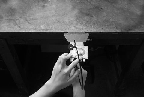 Olivia Shih_Jewelers Bench_Process