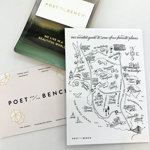 Curated Guide Our Favorite Places_Poet and the Bench x Sarah Hanna