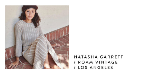 Natasha Garrett_Roam Vintage | Poet and the Bench