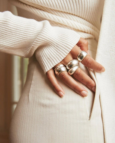 Orfeo Jewelry Collection by Roam Vintage | Natasha Garrett