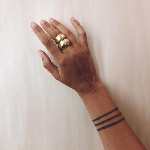 Roam Vintage Orfeo Stacking Rings