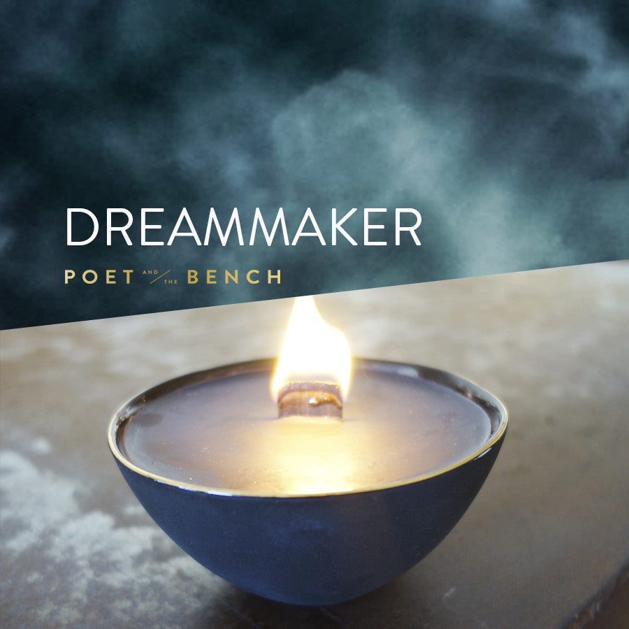 PB Dreammaker Seduction Black Candle - 8oz - CDB
