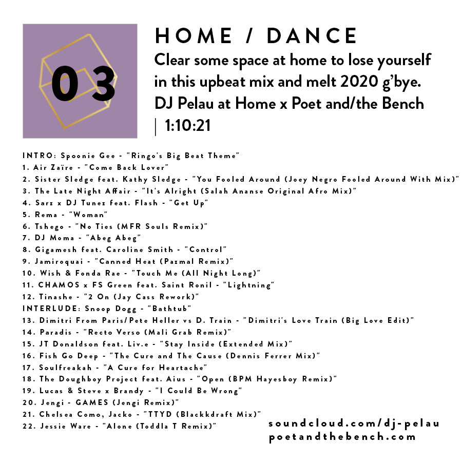 Home / Dance Melt 2020 Playlist
