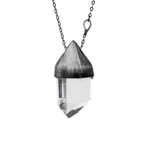 r jewelry, like these crystal necklaces with their structural density. Crystal Home design featured.