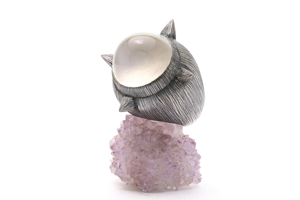 Mariella Pilato's edgy and fierce cocktail ring that points you in the right direction.