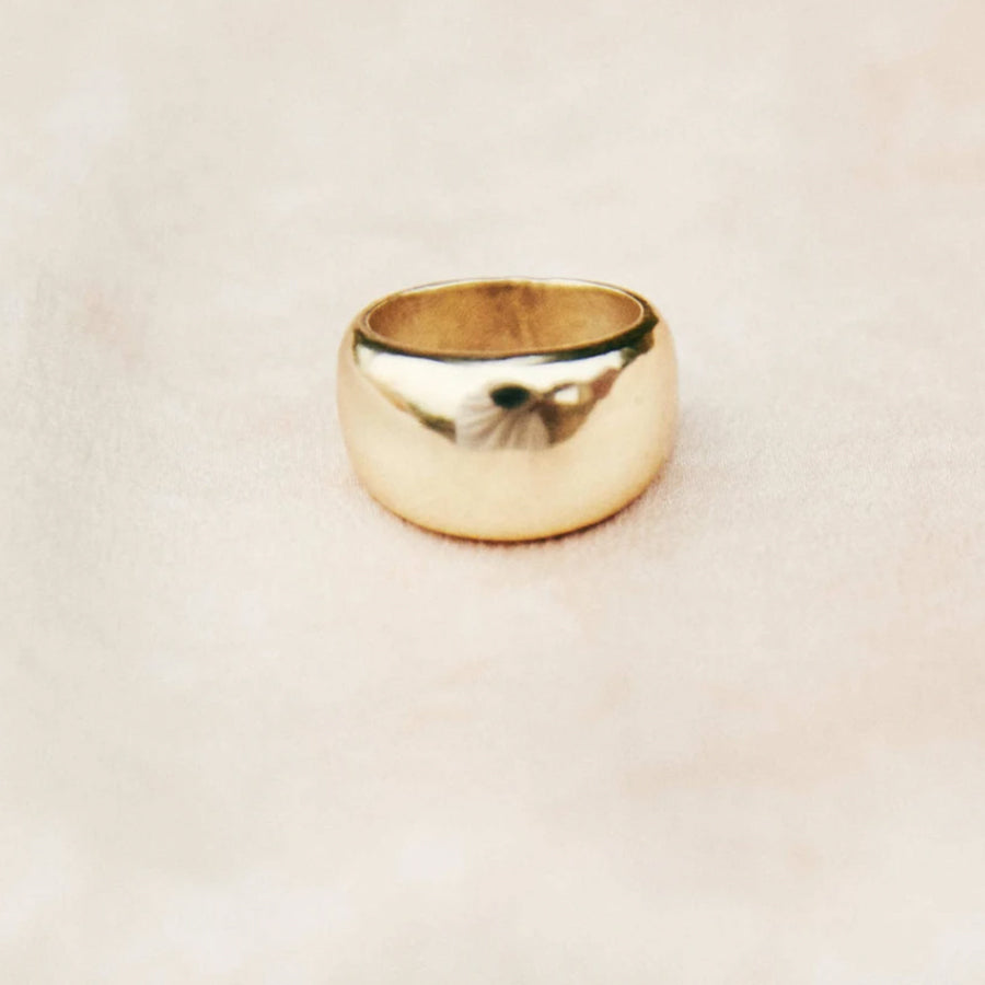 Brass Roam Vintage Mira Ring.
