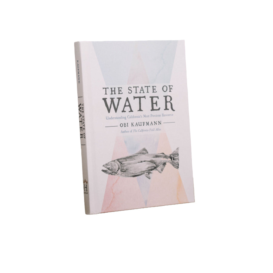In his follow up book, poet, painter and naturalist Obi Kaufmann, turns his creative and analytical attention to the Golden State's single most complex and controversial resource: water. He offers nine perspectives to illustrate the most pressing challenges facing California's water infrastructure.⁠
