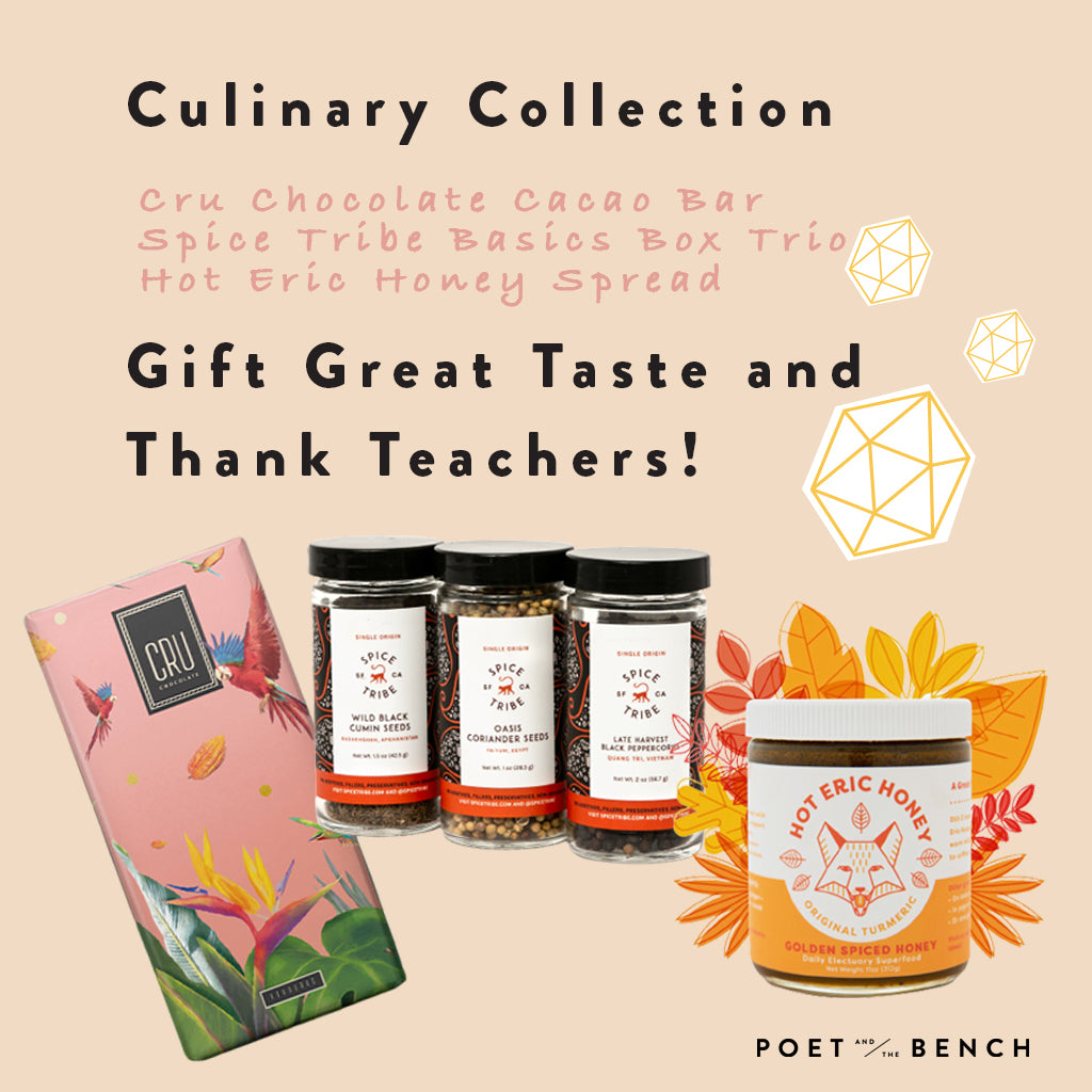 Teacher Appreciation. Gift great taste! We've put together a selection of palate pleasers from makers in our Ethical Pantry.