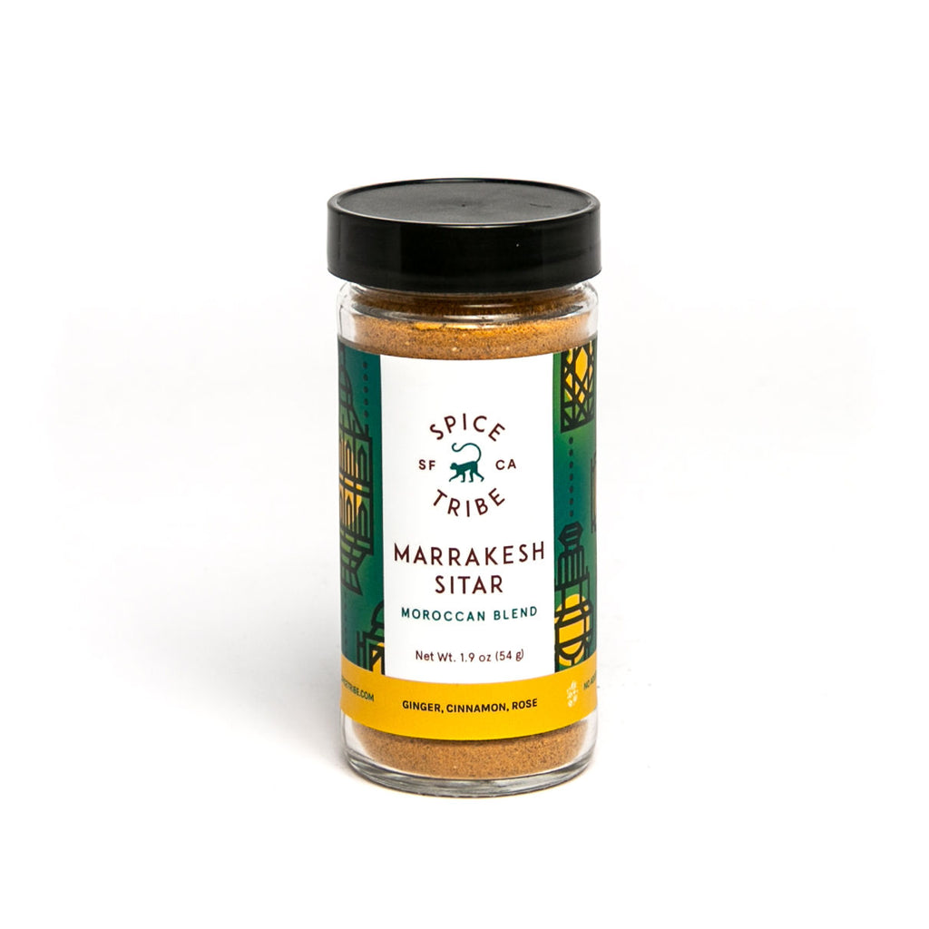 Spice Tribe Marrakesh Sitar (aromatic and sweet for tagines)