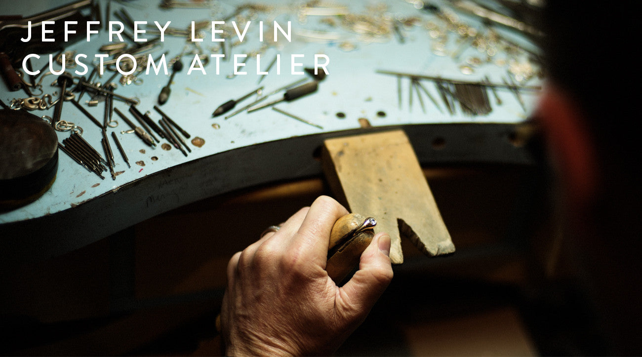 Jeffrey Levin Custom Jewelry