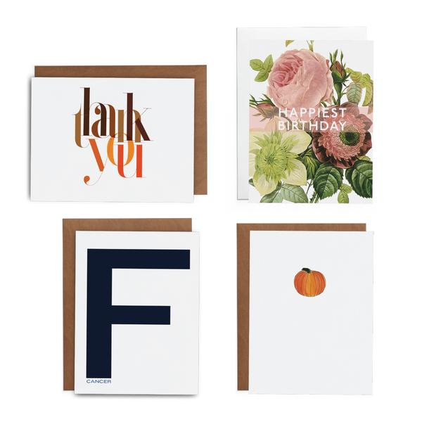 2019 October Greeting Card Subscription