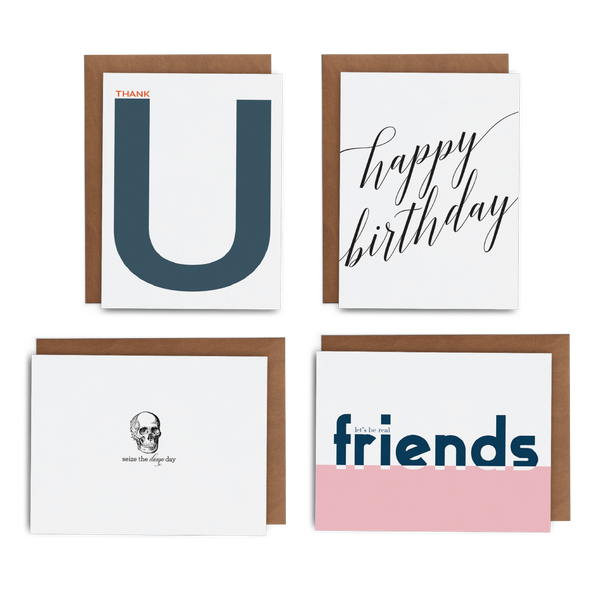 2019 August Greeting Card Subscription