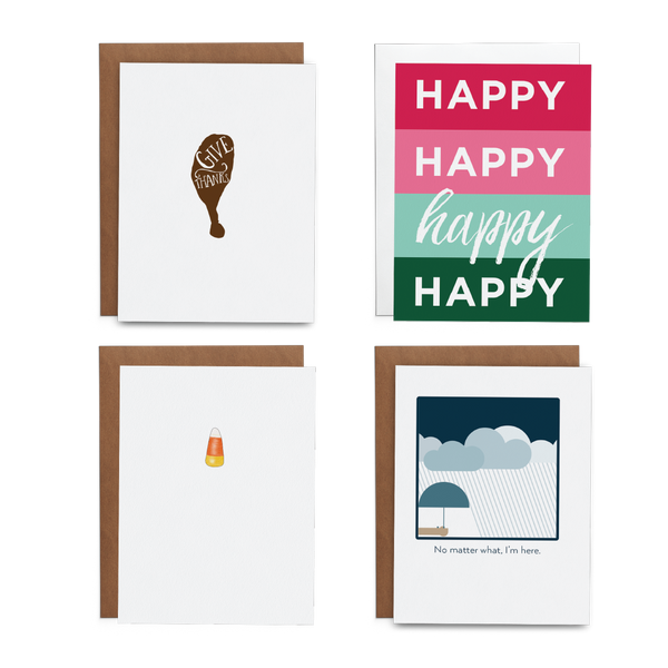 2019 November Greeting Card Subscription