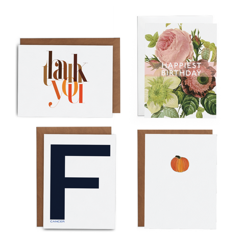 2019 October Subscription Box - Lost Art Stationery