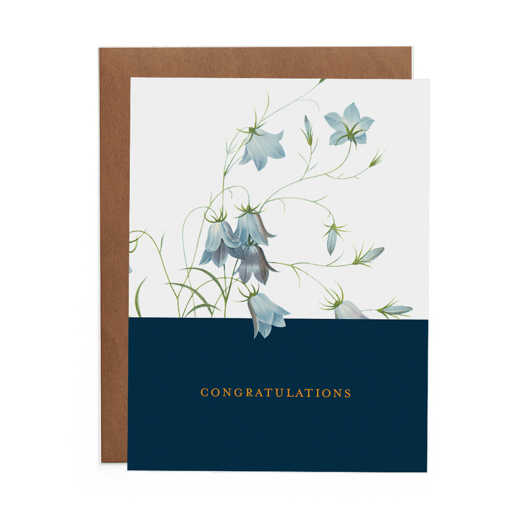 Congratulations - Lost Art Stationery