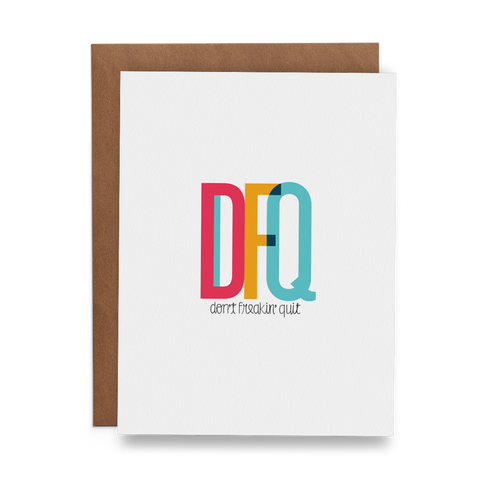 DFQ - Lost Art Stationery
