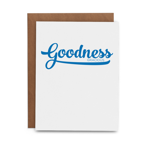 Goodness Gracious - Lost Art Stationery