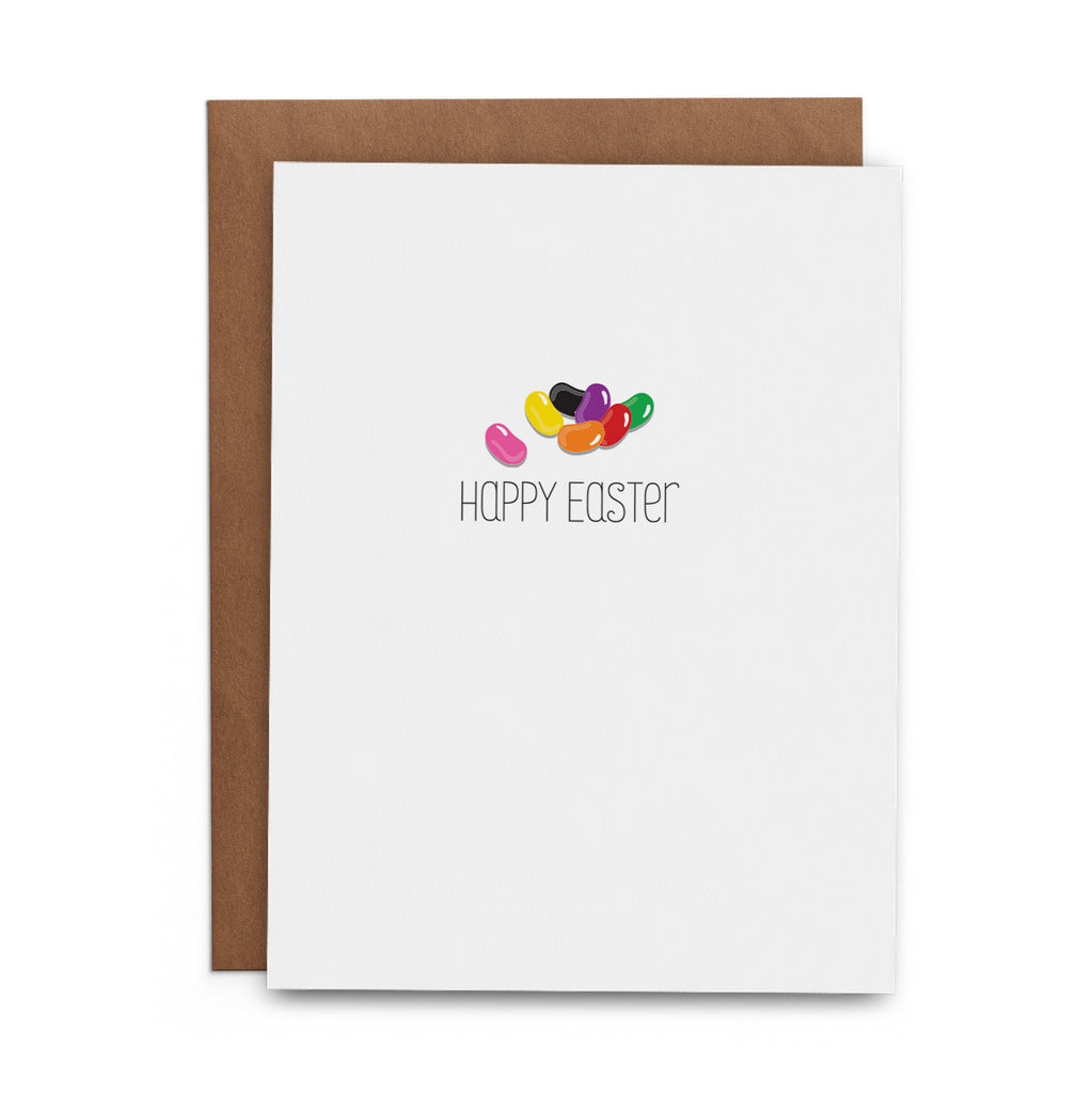 Happy Easter Jelly Bean - Lost Art Stationery