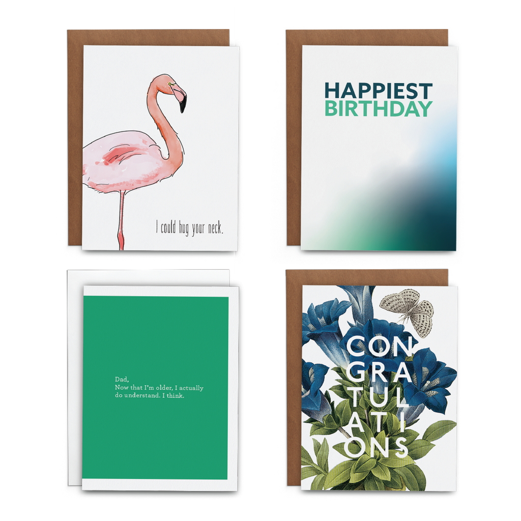 2019 June Subscription Box - Lost Art Stationery