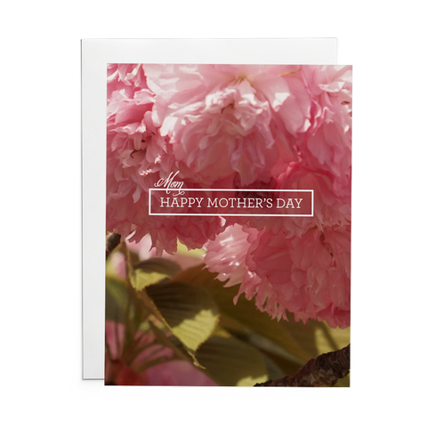 Mom Happy Mother's Day - Lost Art Stationery