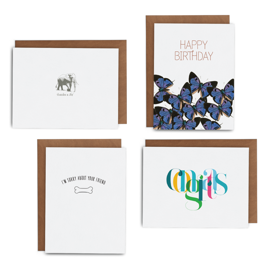 2019 September Subscription Box - Lost Art Stationery