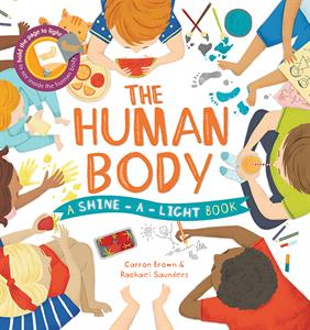Human Body, The - Shine-a-Light Book by Usborne