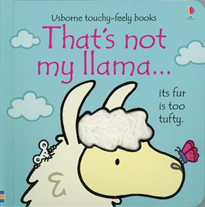 That's Not My Llama by Usborne