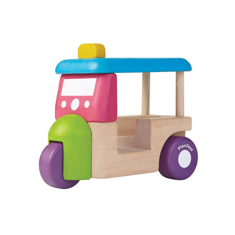 Tuk Tuk by Plan Toys