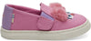 Sesame Street Abby Face Tiny Luca Slip-ons Shoes