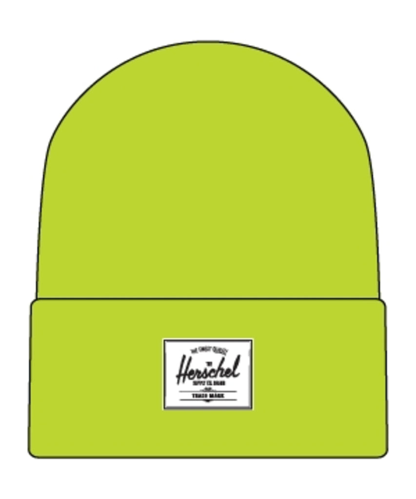 Baby Beanie in Lime Punch by Herschel