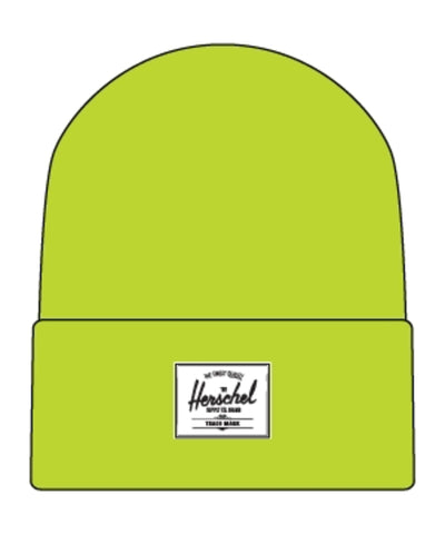 Baby Beanie in Lime Punch by Heritage