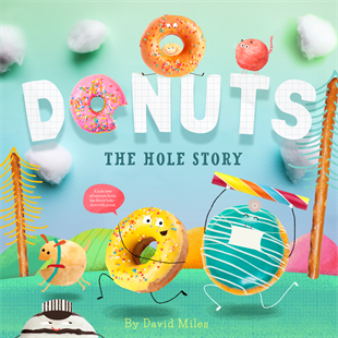 Donuts The Hole Story by Workman Publishing