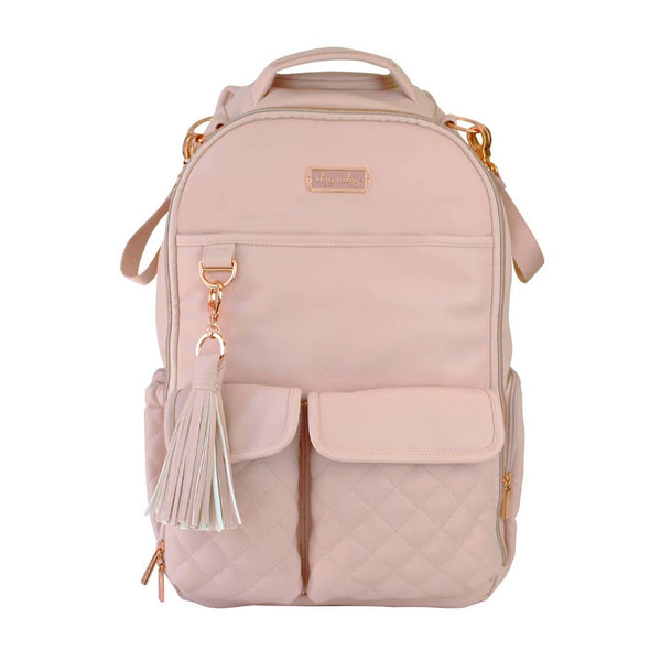 Boss Diaper Bag in Blush by Itzy Ritzy