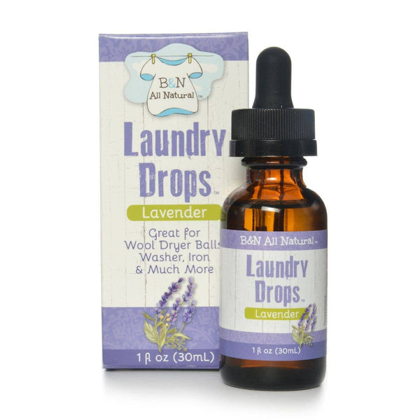 Brooke & Nora At Home - Essential Oil Laundry Drops - Lavender