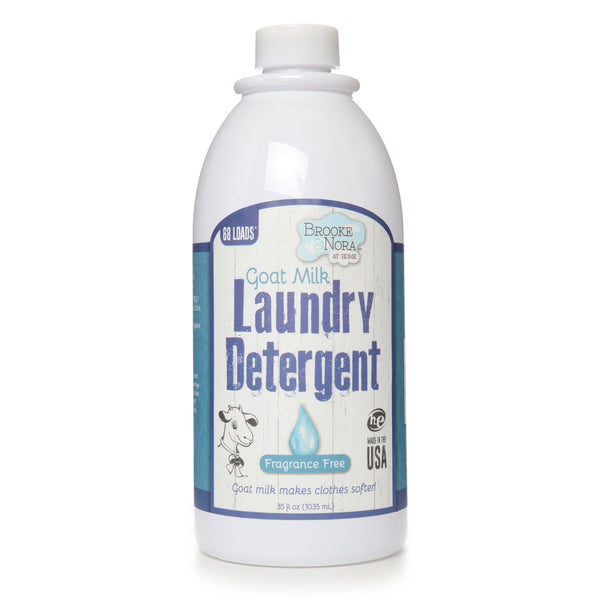 Brooke & Nora At Home - Fragrance Free Liquid Detergent