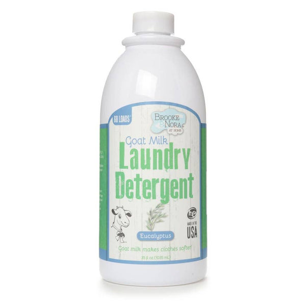 Liquid Detergent in Eucalyptus by Brooke & Nora at Home