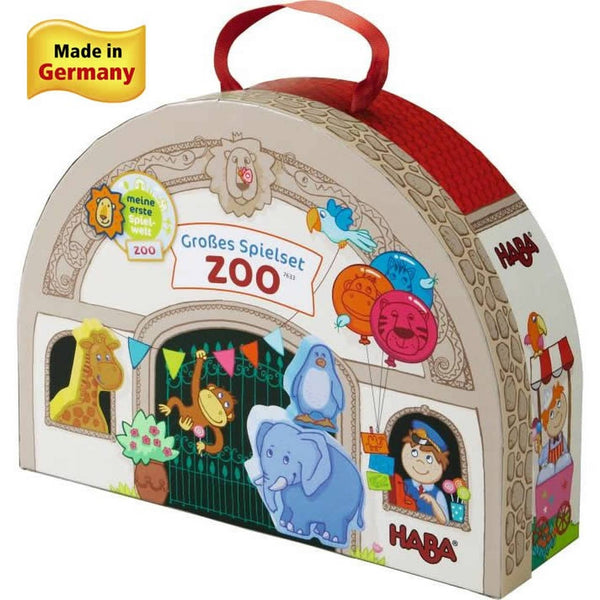 At The Zoo Large Play Set by HABA